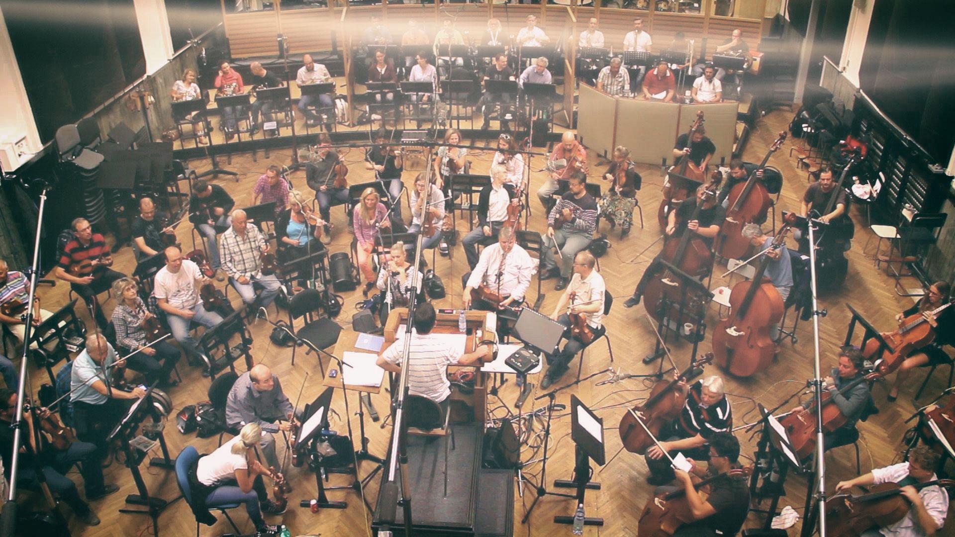 orchestrarecording