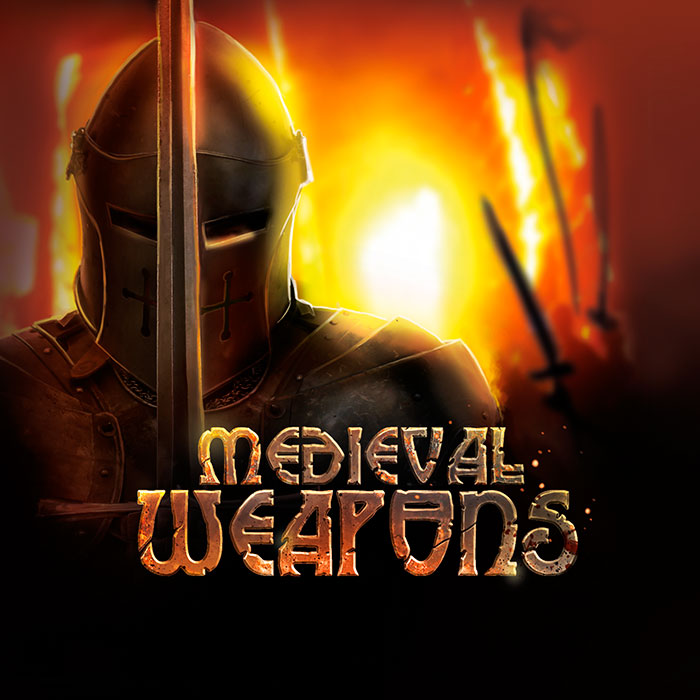 BOOM LIBRARY – MEDIEVAL WEAPONS