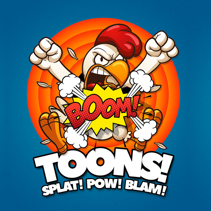 BOOM LIBRARY – TOONS