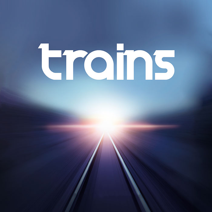 BOOM LIBRARY – TRAINS