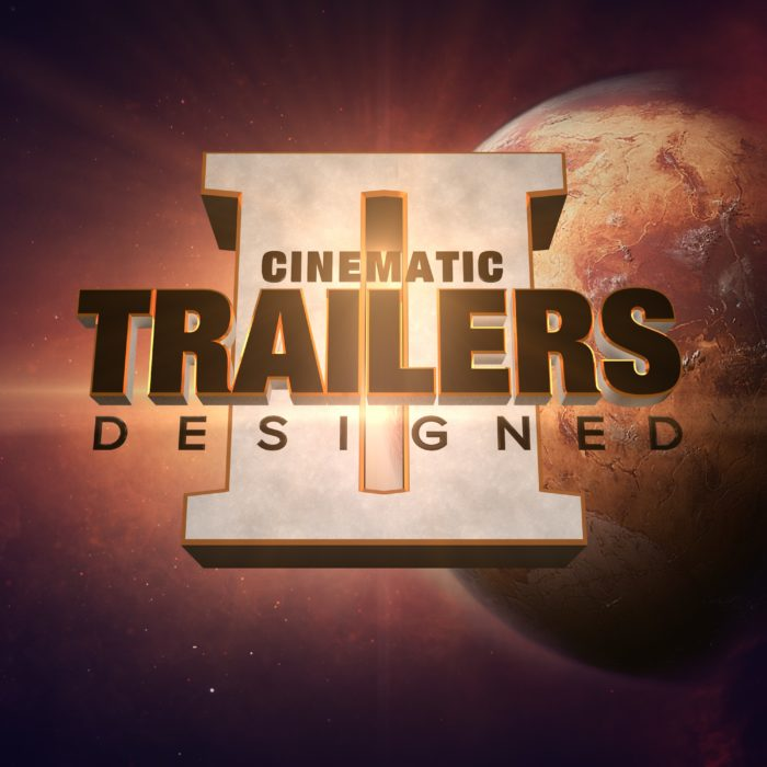 BOOM LIBRARY – CINEMATIC TRAILERS DESIGNED II