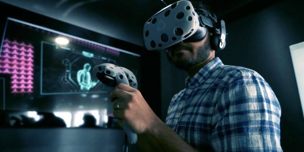 MISSION 828 – VR SPY TRAINING