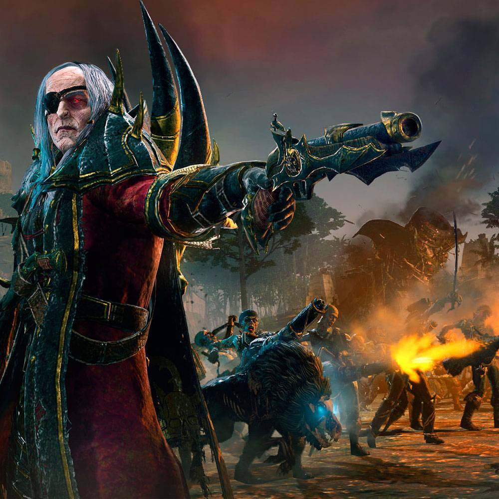 PRODUCING THE MUSIC OF TOTAL WAR: WARHAMMER II: VAMPIRE COASTS