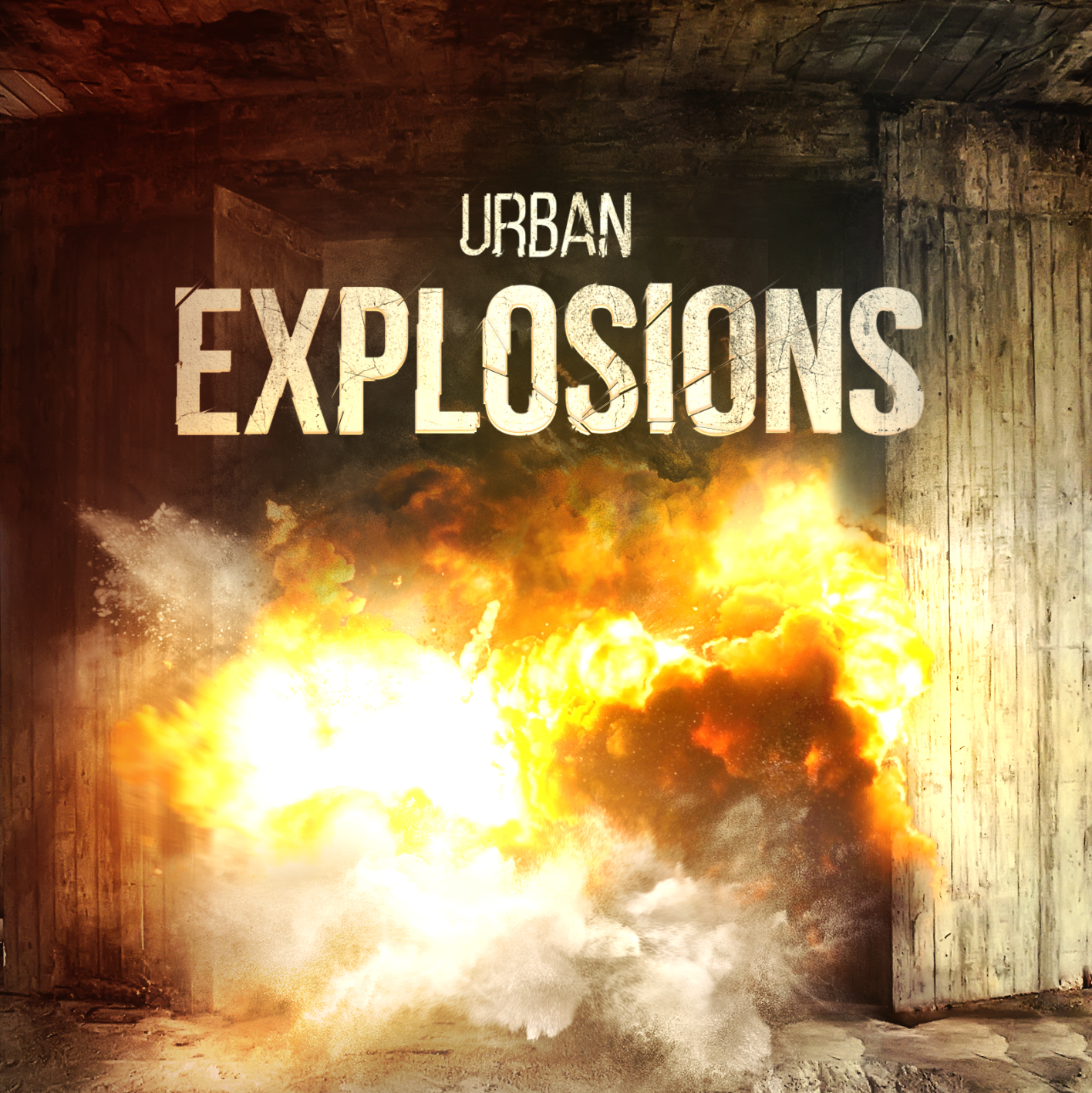 BOOM LIBRARY – URBAN EXPLOSIONS (IN ASSOCIATION WITH BATTLEFIELD V)