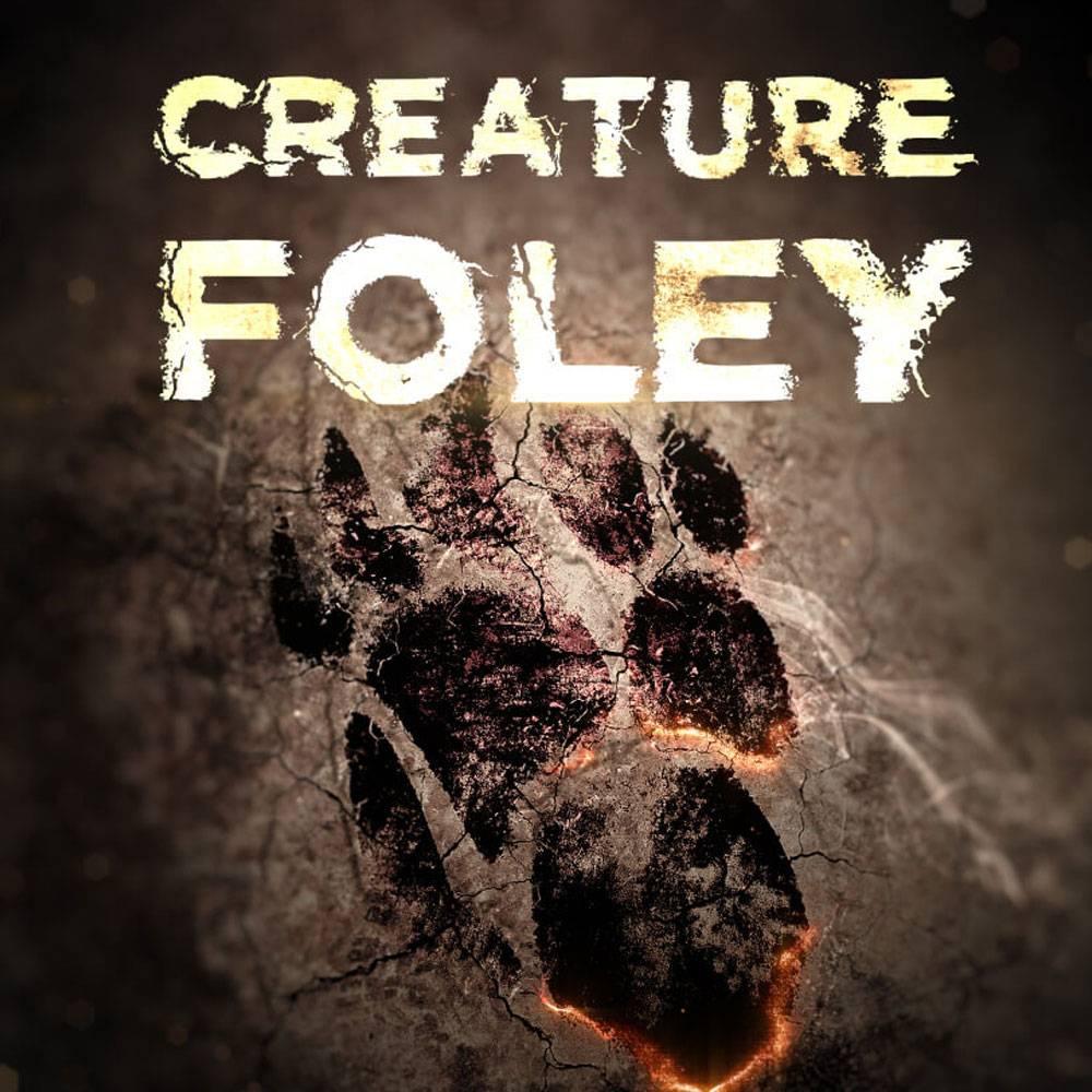 BOOM LIBRARY – CREATURE FOLEY