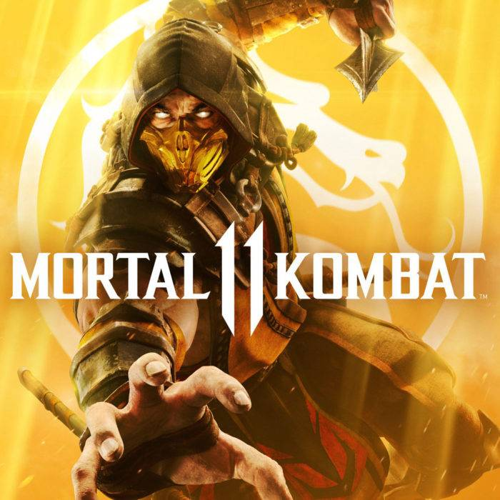 MORTAL KOMBAT 11 CINEMATICS