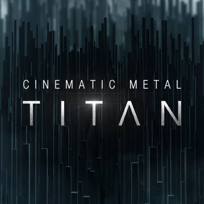 BOOM LIBRARY – CINEMATIC METAL – TITAN