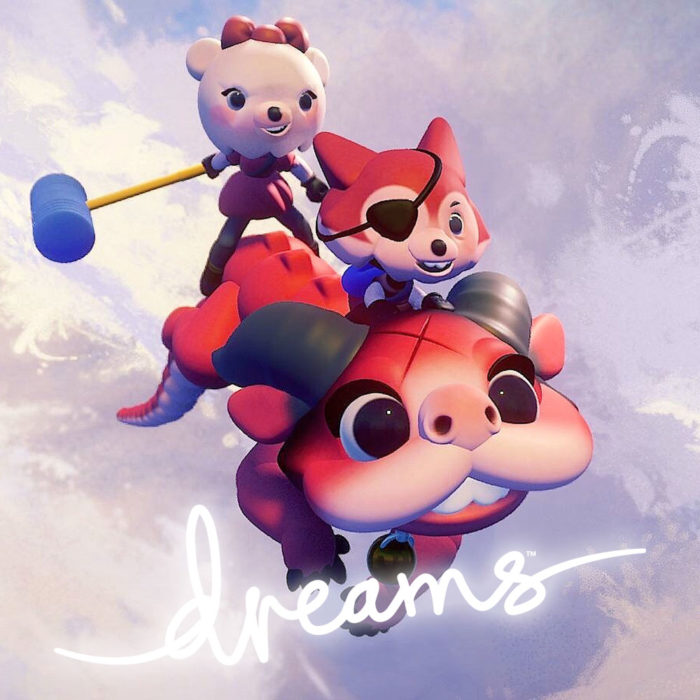 MEDIA MOLECULE – DREAMS