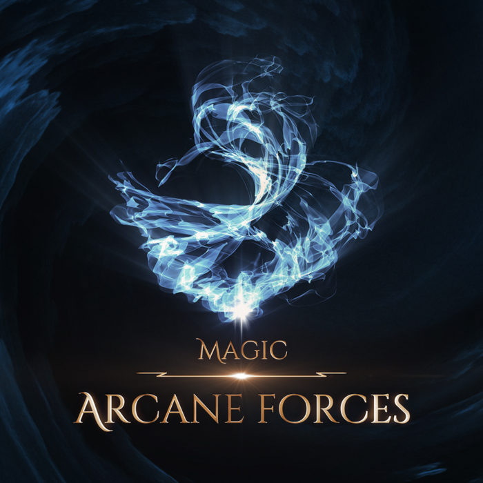 BOOM LIBRARY – MAGIC – ARCANE FORCES