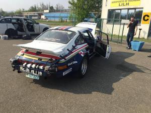 1984 Porsche 911 SCRS Rally!