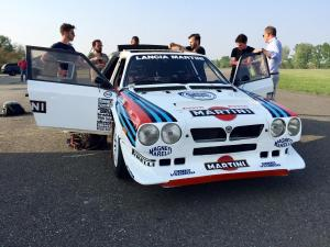 The Famous Lancia Delta Intergrale!