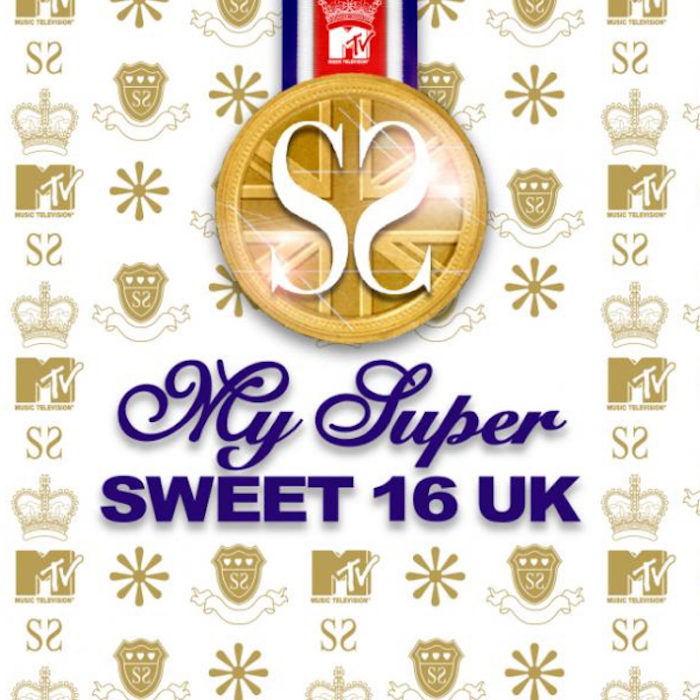 MY SUPER SWEET 16 UK – MTV