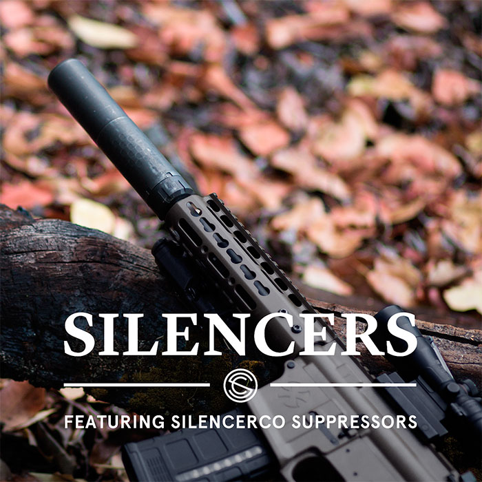BOOM LIBRARY – SILENCERS