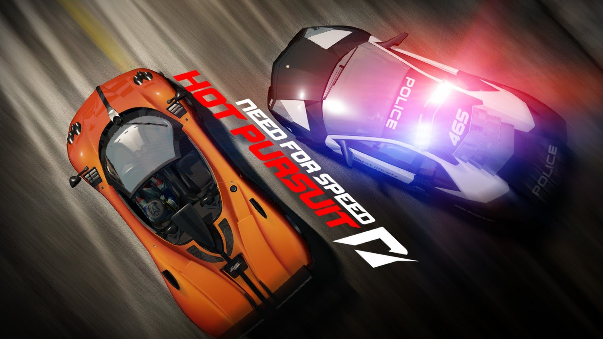 NEED FOR SPEED – HOT PURSUIT