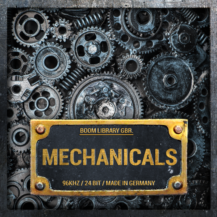 BOOM LIBRARY – MECHANICALS