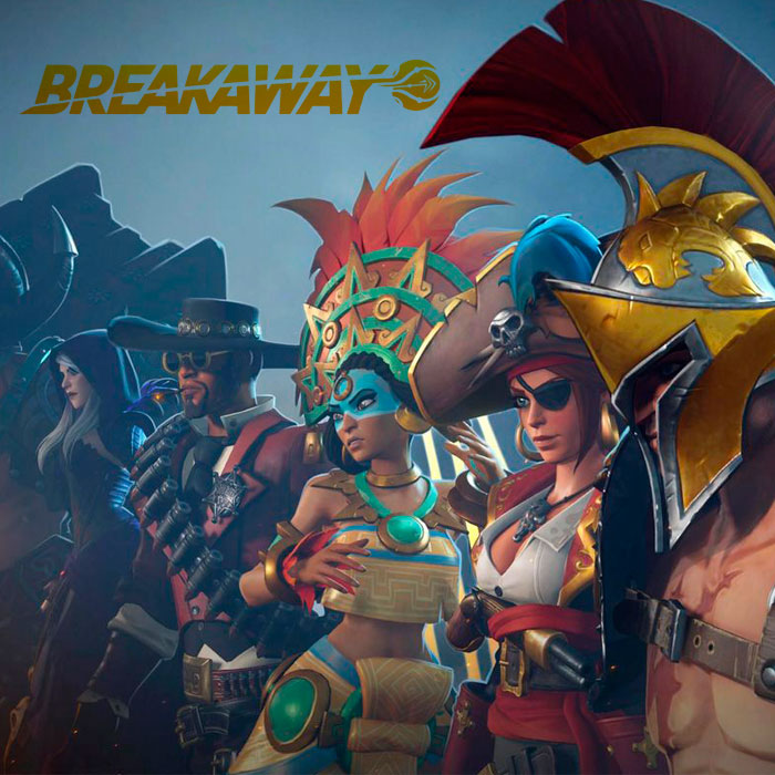 BREAKAWAY GAMESCOM COMMERCIAL