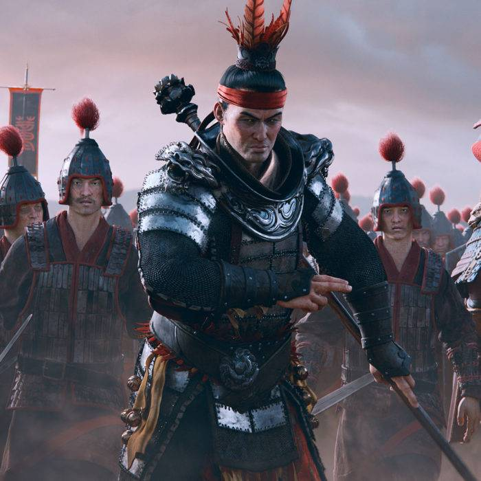 TOTAL WAR: THREE KINGDOMS ANNOUNCEMENT TRAILER