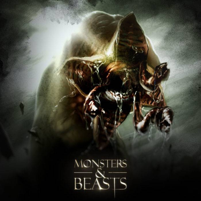 BOOM LIBRARY – MONSTERS AND BEASTS (IN ASSOCIATION WITH ANTHEM)