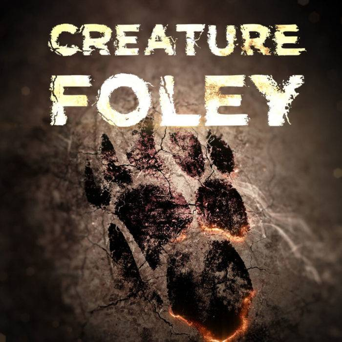 BOOM LIBRARY – CREATURE FOLEY