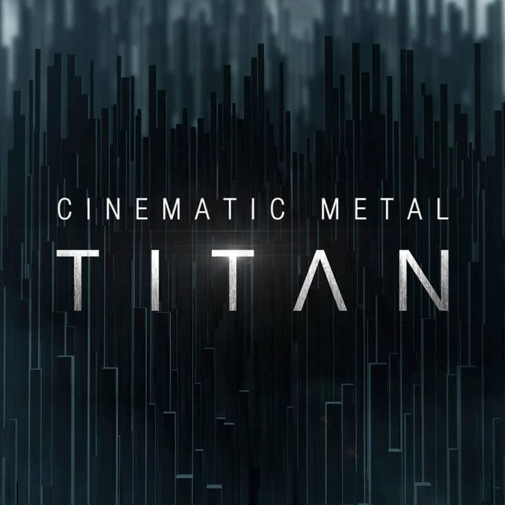 BOOM LIBRARY – CINEMATIC METAL – TITAN