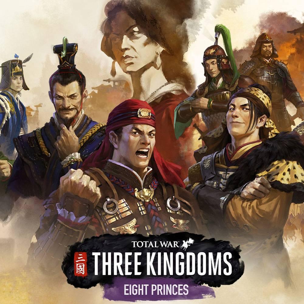 TOTAL WAR: THREE KINGDOMS – EIGHT PRINCES DLC TRAILER