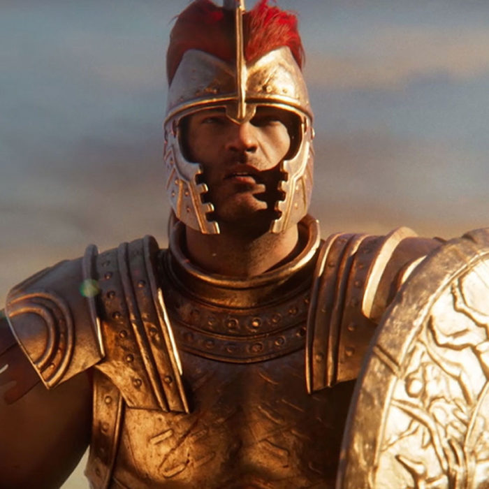 TROY – A TOTAL WAR SAGA – ANNOUNCE TRAILER