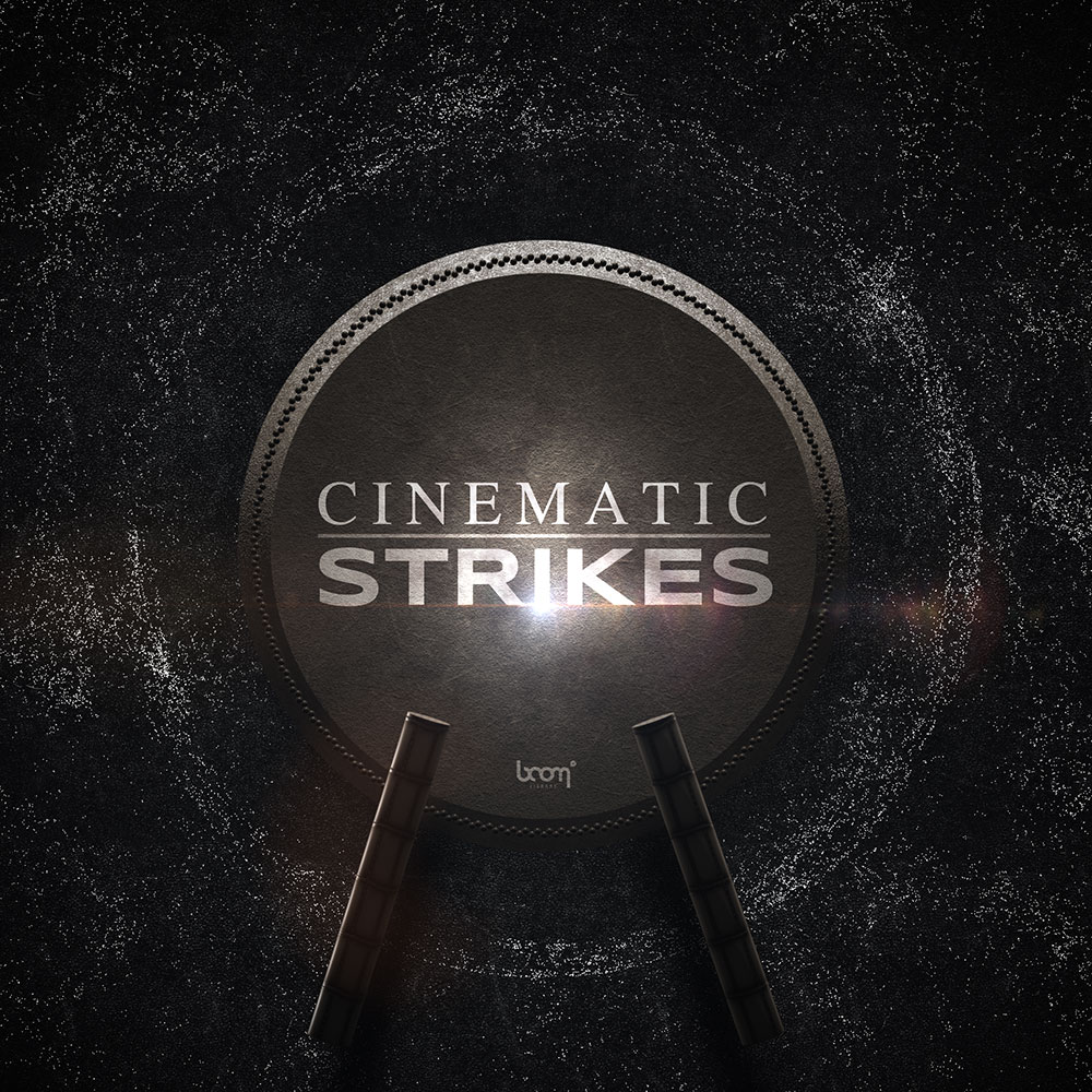 BOOM LIBRARY – CINEMATIC STRIKES