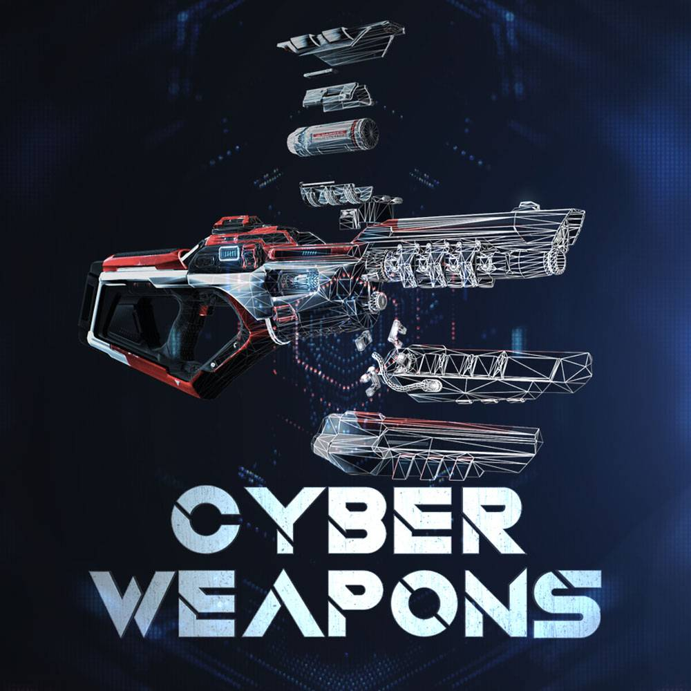 BOOM LIBRARY – CYBER WEAPONS